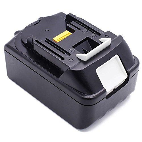 18V 4.0Ah Batería de repuesto ion de litio para radio Makita BMR100BMR102dmr100dmr110dmr101dmr103b bmr104d BMR103dmr104DMR105dmr106dmr102dmr109dmr108dmr107Radio