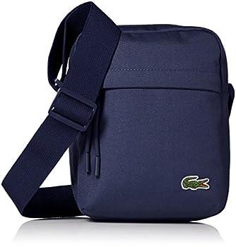 Lacoste Men s Neocroc Vertical Camera Bag Peacoat One Size