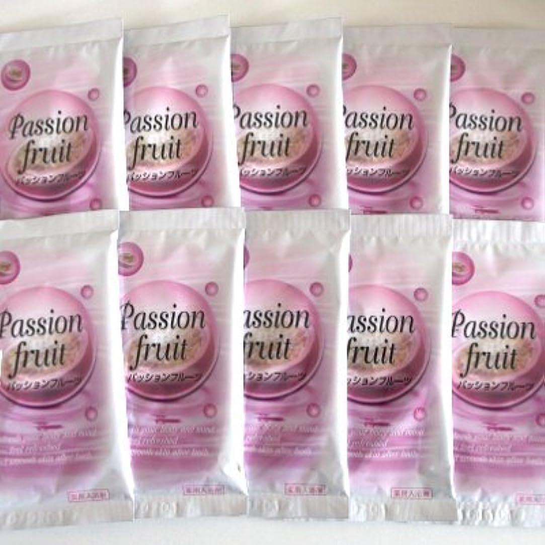 トプラン入浴剤 パッションフルーツの香り 10包セット