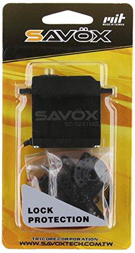 SAVOX sc-0251 Hoog draaimoment Metal Gear groter dan standaard Digital Servo