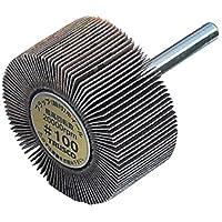 TRUSCO(トラスコ) フラップホイール 外径25X幅25X軸径6 (5個入) 60# UF2525-60