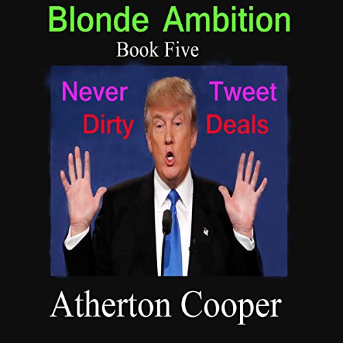Never Tweet Dirty Deals audiobook cover art