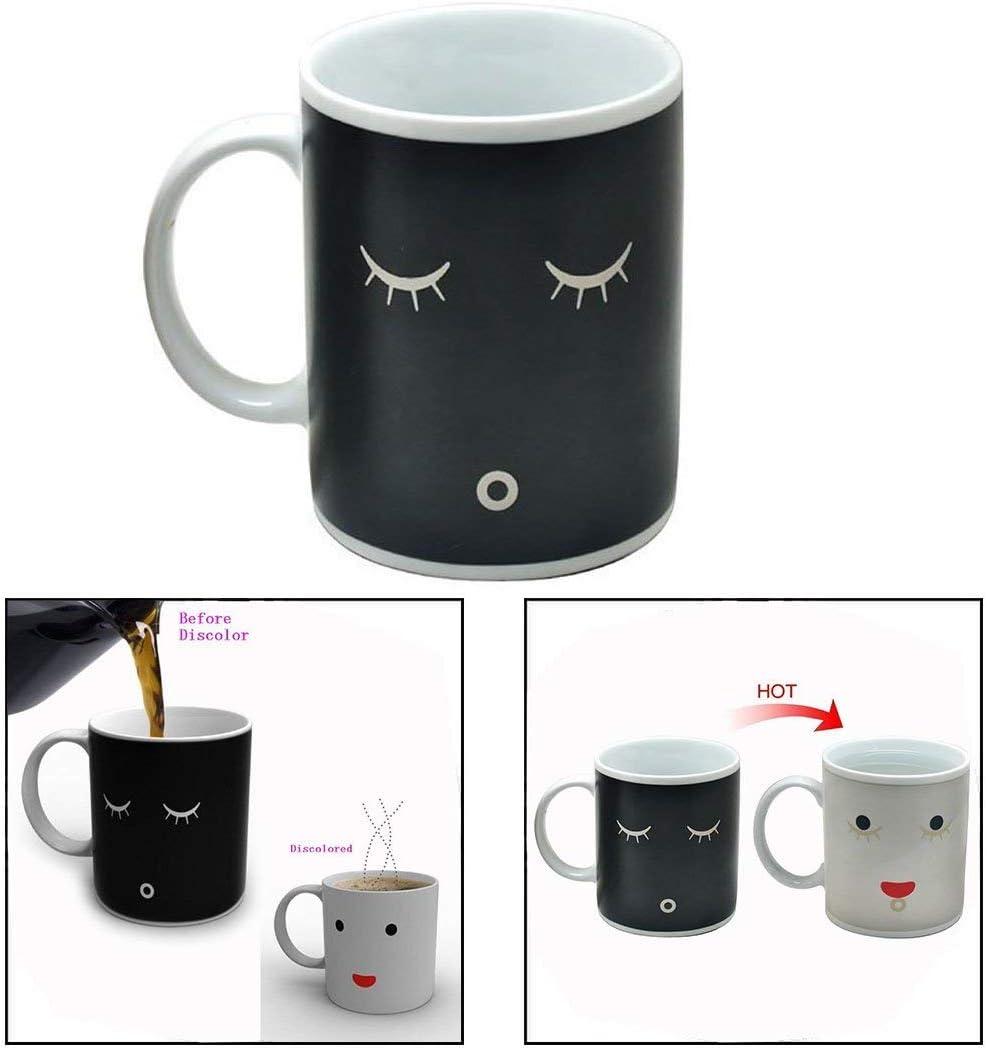 Magische Guten Morgen Tasse mit Farbwechsel