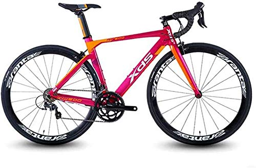 20 Velocidad de bicicleta de carretera, de aluminio ligero de camino de la bicicleta, de liberación rápida Bicicleta de carreras, masculino y femenino estudiantes de bicicletas, for deportes al aire l