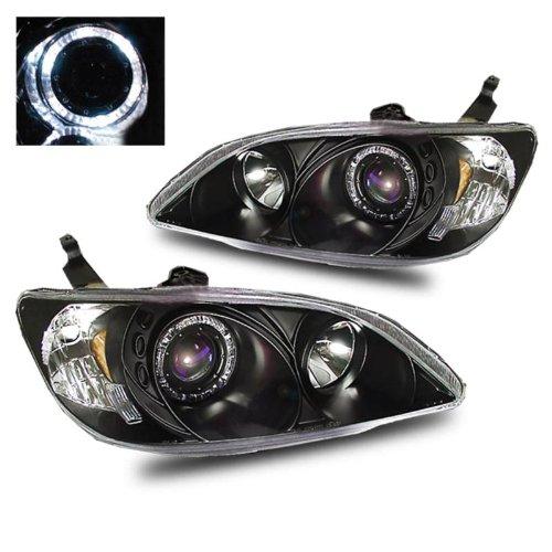 04 civic headlights assembly - 8