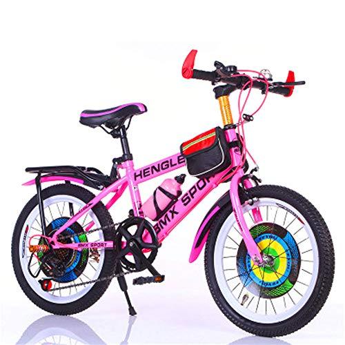 JH Student Bike (20-24 Pollici) Acciaio Urbano all'aperto Bambini Bicicletta della Montagna di Alto...