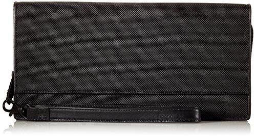 [トゥミ] トラベルケース 公式 正規品 ALPHA SLG discon ZIP TRAVEL CASE 0.454L 26 cm BLACK