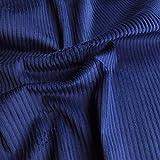 On Trend Fabrics Baumwoll-Stoff, 5 Wale Cord, 100%