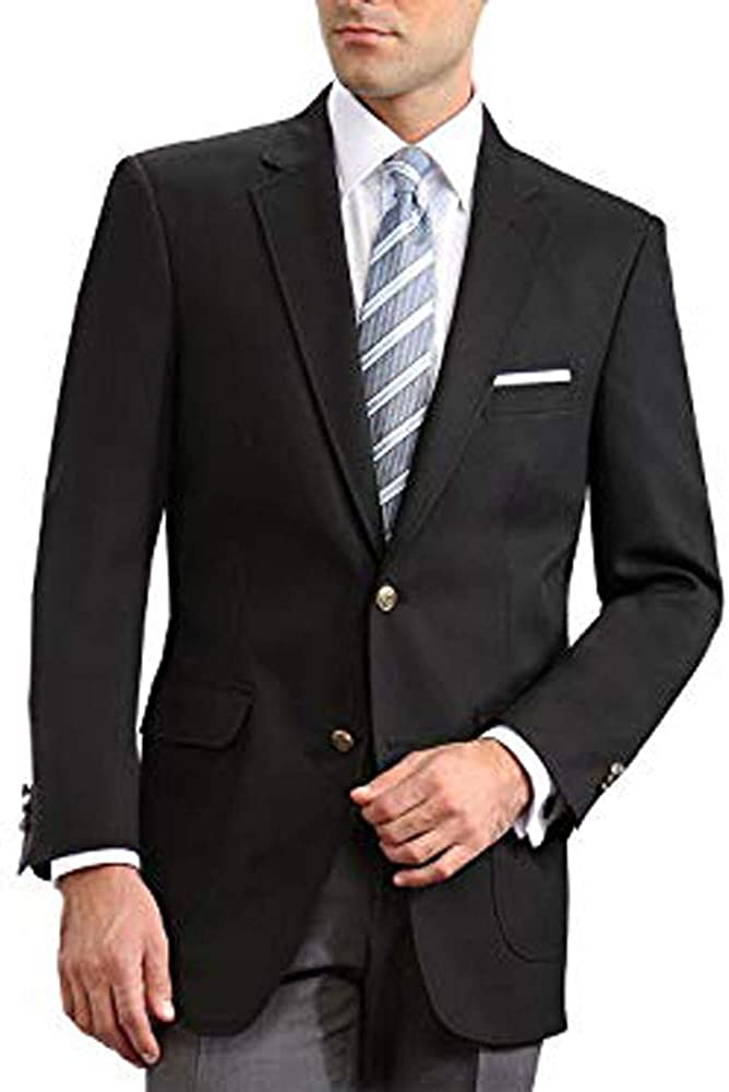 Men's Elegant Classic 2 Button Blazer