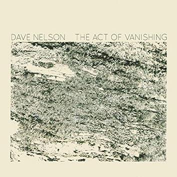 The Act of Vanishing