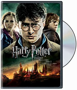 DVD Harry Potter and the Deathly Hallows Part 2 (Bilingual) Book