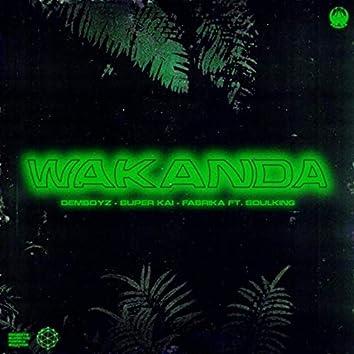 Wakanda (feat. Soulking)