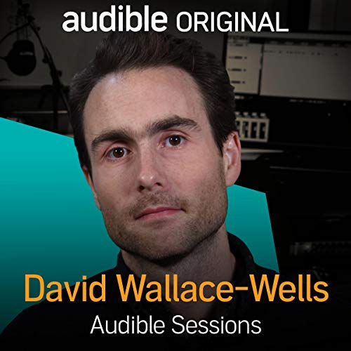 David Wallace-Wells audiobook cover art