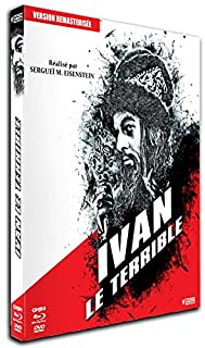 Ivan Le Terrible [Édition Collector Blu-Ray + DVD] (B07KZ36H8F) | Amazon price tracker / tracking, Amazon price history charts, Amazon price watches, Amazon price drop alerts