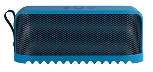 Jabra Solemate NFC - Enceinte Bluetooth Nomade NFC Antichoc - 9 Watts - Version EU - Bleu
