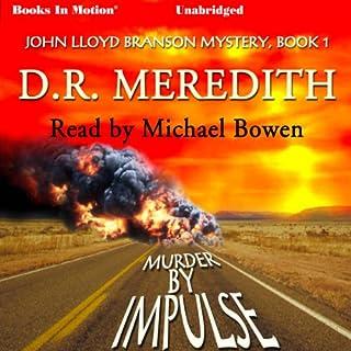 Murder by Impulse audiobook cover art