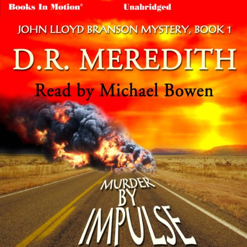 Murder by Impulse audiobook cover art