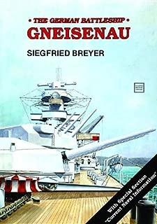 Battleship: Gneisenau (Schiffer Military History) by Siegfried Breyer (1997-01-07)