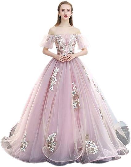Qaqbdbckl Blase Armel Prinzessin Ballkleid Konigin Kleid Vintage Ballkleid Koniglichen Mittelalterlichen Renaissance Viktorianischen Kleid Belle Ball Amazon De Bekleidung