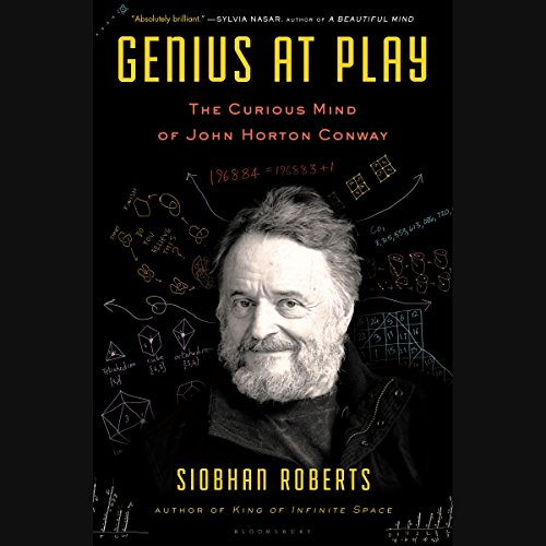 Genius at Play audiobook cover art
