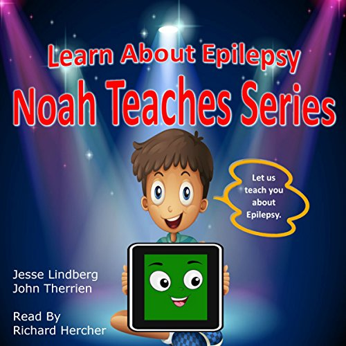 Learn About Epilepsy audiobook cover art