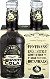 Fentimans, Soda Curiosity Cola, 9.3 Ounce, 4 Pack