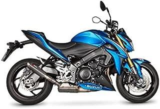 Silencioso, homologado Scorpion rp1-gp carbono Suzuki GSX-S1000/F–76000116–Si