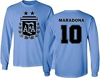 Best maradona boca shirt Reviews