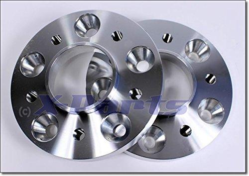 Adapterscheiben 5x120 NLB 72,6 mm auf 5x112 NLB 72,6mm NEU + Gutachten 24031