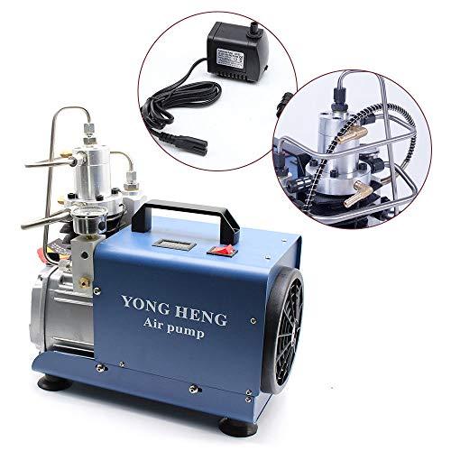 30Mpa 1800W Hochdruck Luft Kompressor 300 Bar PCP Airgun Scuba Luft Pumpe 220V Hochdruckluftpumpe LuftKompressor 300 Bar