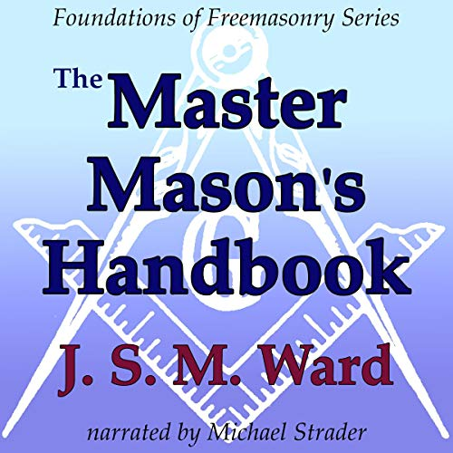 The Master Mason's Handbook cover art