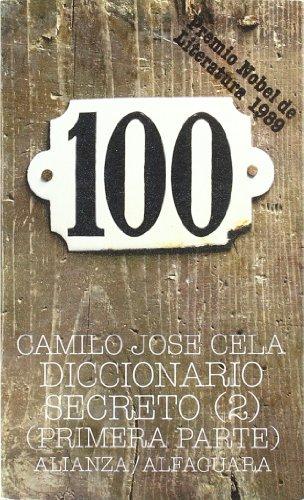 Diccionario Secreto / Secret Dictionary / Cela Conde, Camilo Jose