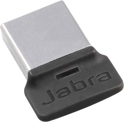 new arrival Jabra outlet online sale Link wholesale 370 (UC) USB Bluetooth Adapter, Black outlet sale