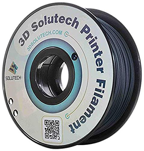 3D Solutech Carbon Fiber 3D Printer Filament ,1.75 mm/1.9 lb., Black - CarF1.75