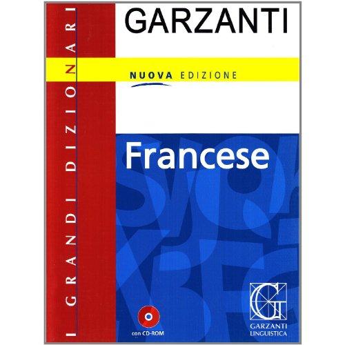 DIZ.FRANC.-GRANDI +CD: Nuova edizione