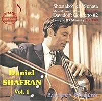 Daniel Shafran Vol. 1 :Legendary Treasures