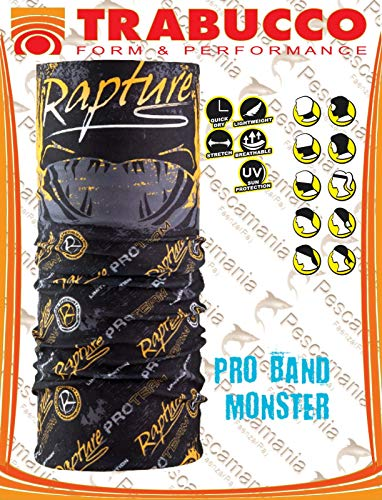 Rapture Pro Band Monster Écharpe Tube Multi-Usage Chaud Vêtement de Pêche Tour de Cou Mer