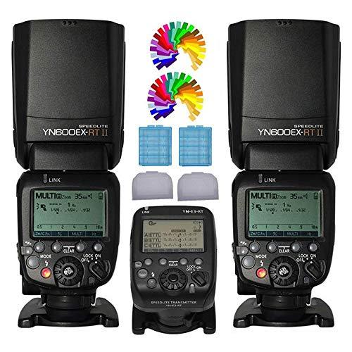 FlashSpeedlite para cámaras DSLR Canon Nikon Sony Eos, de Yongnuo