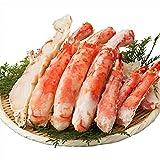 タラバガニ 殻むき済みのハーフポーション カット済みで食べやすい 蟹卸直売店 カニ工場 (ボイル 1kg)
