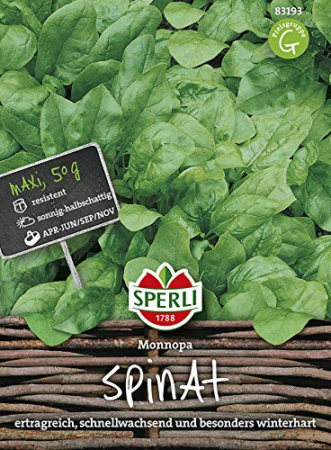 Spinat Monnopa, MaxiPack 50g