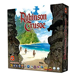 Portal Games Robinson Crusoe Adventures on the Cursed Island Board Game (B01HDYFCJO) | Amazon price tracker / tracking, Amazon price history charts, Amazon price watches, Amazon price drop alerts