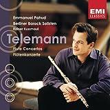 Telemann - Flötenkonzerte - Emmanuel Pahud