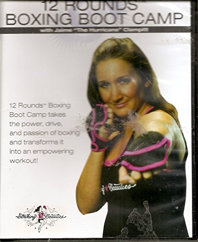 12 Rounds: Boxing Boot Camp with Jamie