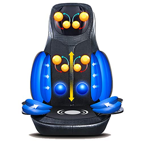 Elektrische massagestoel sofa shiatsu luxe full body massage kussen wervel nek massage rugmassage apparaat