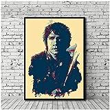 TanjunArt Bilbo Movie Art Leinwand Malerei Poster Drucke