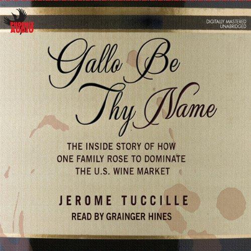 Gallo Be Thy Name cover art