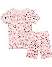 パジャマ 上下セット 綿100% 部屋着 寝間着 上下セット 2-11歳 女の子 半袖 長袖 子供服 トップス パンツ キッズパジャマ カジュアル 快適 肌触りがいい
