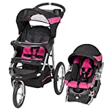 Best for Jogging – Baby Trend Travel System with Large Bicycle Tires Review