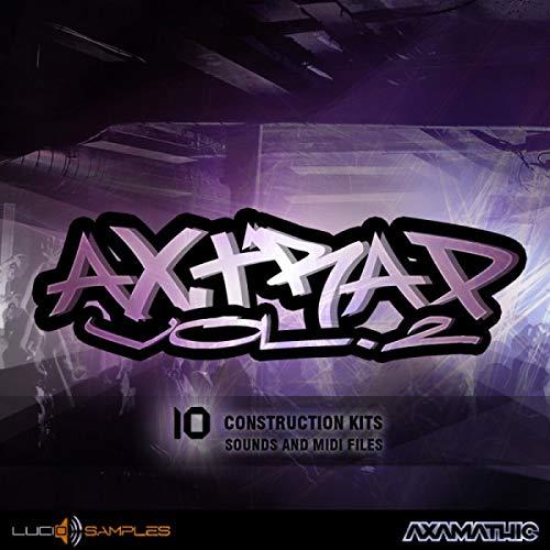 AX Trap Vol. 2 - Kits de muestras para producción de música de trampa | Download