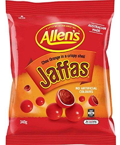 Allen's Jaffas